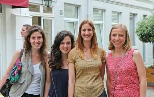 951 X, Sophie, Magali, Nathalie