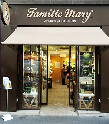 Famille Mary 75 rue St Antoine